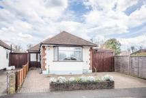 2 bed Detached Bungalow in Ashley Close, Pinner