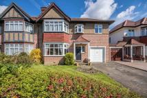 4 bed semi detached home for sale in Deane Croft Road, Pinner