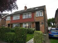 4 bed semi detached property to rent in Anglesmede Crescent...