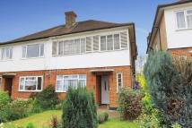 1 bed Ground Maisonette in Holwell Place, Pinner