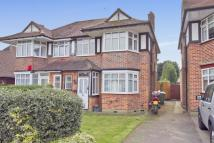 semi detached property for sale in Cannonbury Avenue, Pinner