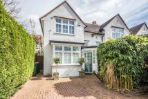 semi detached property for sale in Rickmansworth Road