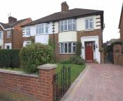 3 bed semi detached house for sale in Strathmore Avenue...