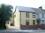 semi detached property for sale in Pembrey Road, Kidwelly