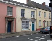 property for sale in Spilman Street, Carmarthen