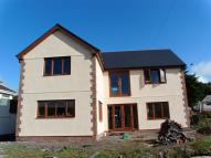 Detached home for sale in Drefach