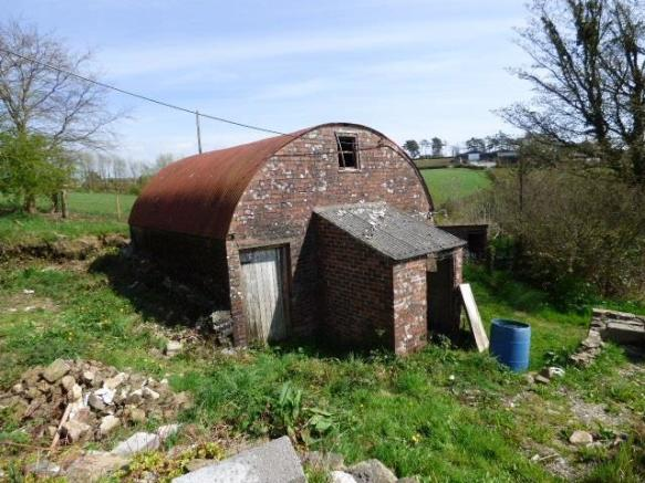FORMER STOCK SHED