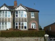 3 bed semi detached home for sale in North Road, Whitland