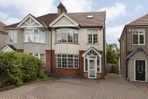 4 bedroom semi detached home in Avery Hill Road...