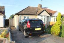 Semi-Detached Bungalow to rent in Somerden Road, Orpington