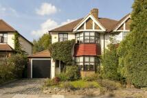 semi detached property for sale in Crossmead, London