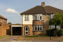 3 bed semi detached home in Chapel Farm Road...