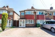 End of Terrace property for sale in Sparrows Lane...