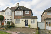 3 bedroom semi detached house in Beaconsfield Road...