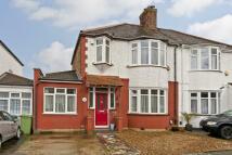 semi detached home in Cadwallon Road...