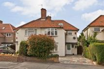 semi detached home for sale in Avondale Road...