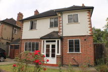 Detached home in St Johns Road, Sidcup