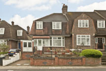 End of Terrace property for sale in Marvels Lane, London