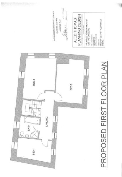PISTYLL HOUSE