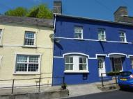 Terraced property in Bridge Street, Llandeilo