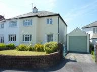 3 bed semi detached property in Diana Road, Llandelio