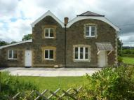 Detached house for sale in Station Road, Llangadog