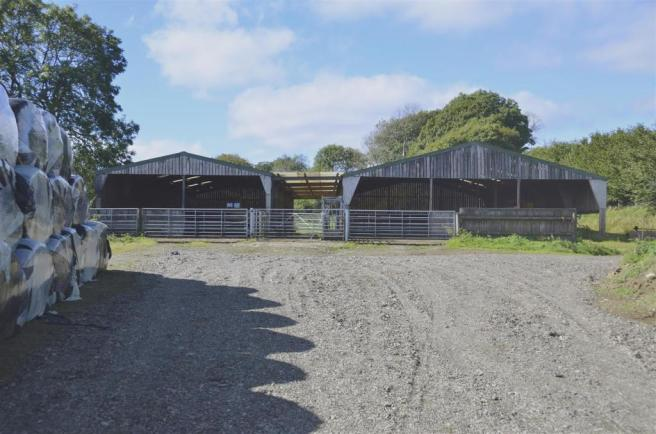 CATTLE BUILDINGS