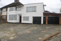 4 bed semi detached house in Brownspring Drive...