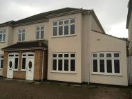 semi detached property to rent in Footscray Road, London