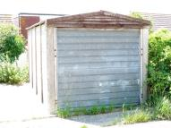Garage for sale in Broomfield Drive...