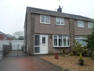 3 bed semi detached property in Pear Tree Crescent...