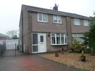 3 bed semi detached house in Peartree Crescent Preston