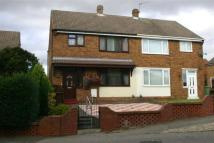 semi detached property to rent in Jubilee Road, Durham