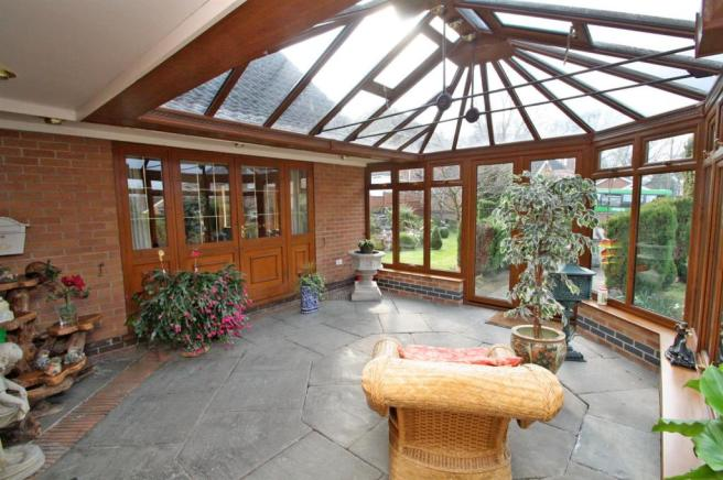 FRONT CONSERVATORY
