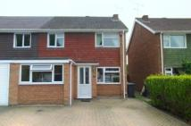3 bedroom semi detached property in Weybridge Mead, Yateley...