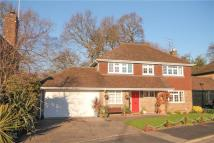 4 bedroom Detached home for sale in Canberra Close, Yateley...