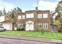 4 bed Detached property for sale in Priors Wood, Crowthorne...