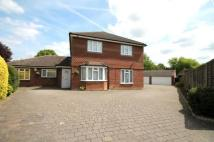 Detached home in Orchard Close...