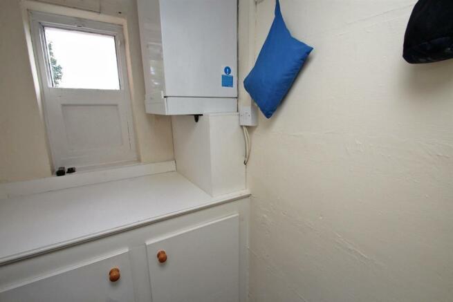 Cloaks cupboard