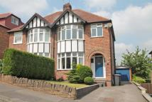 3 bed semi detached house in Ernest Road, Carlton...