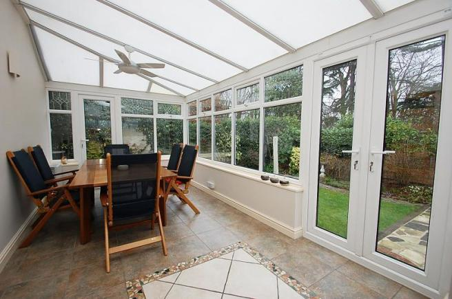 Further View of Conservatory
