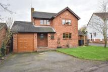 4 bedroom Detached house in Fairway Road, Shepshed...