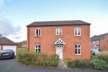 3 bed Detached home in Darwin Crescent...