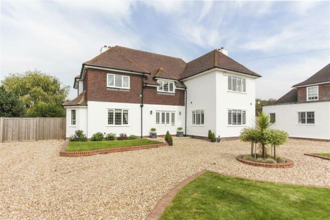 5 Bedroom House For Sale In Pelham Gardens Folkestone Kent Ct20 Ct20
