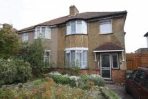 semi detached house to rent in Sutlej Road, Charlton