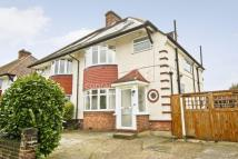 semi detached house in Canberra Road, Charlton