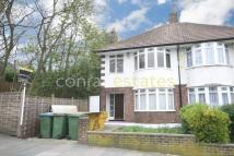 semi detached home to rent in Harvey Gardens, Charlton...