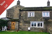 Cottage to rent in Grasscroft Road, Honley...