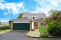 Detached property in Moor Lane, Netherthong...