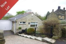 2 bed Semi-Detached Bungalow to rent in Paris Road, Scholes...
